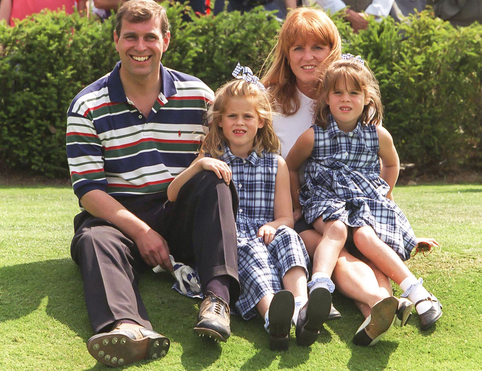 Sarah Ferguson Says Her Relationship With Prince Andrew Is