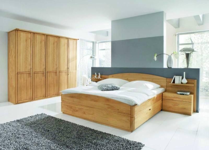 Schlafzimmerschrank Erle Teilmassiv Schlafzimmer Komplett