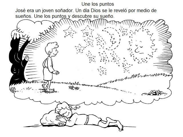 La Historia De Jose 1 Jose Y Sus Hermanos Bible Story Crafts Sunday School Crafts Sunday School Activities