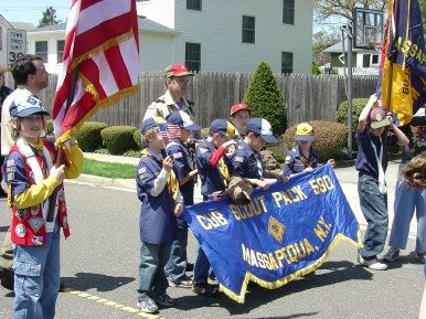 boy scout parade banner - Google Search | Scouts | Cub