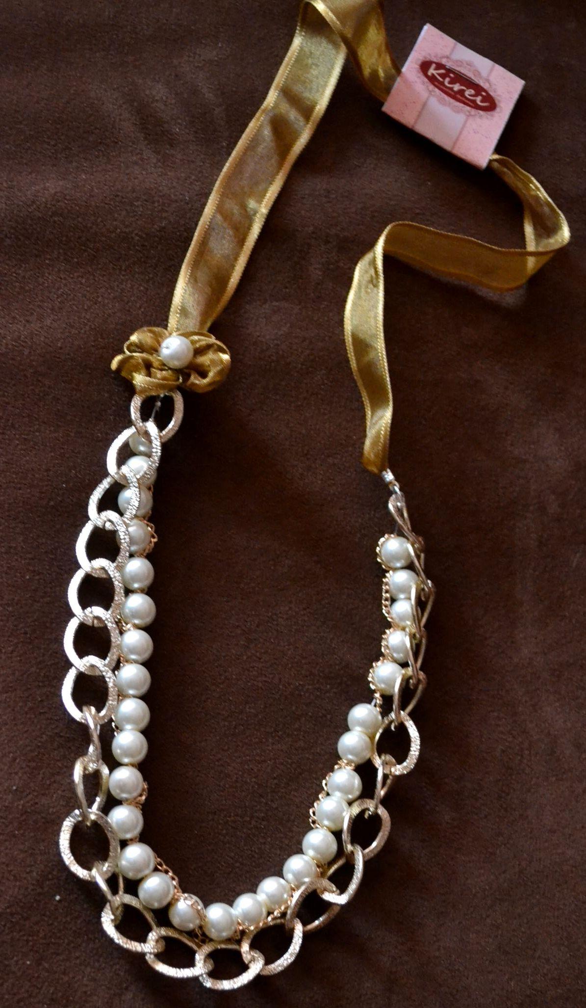 1e39e0e6f5d8 Collar de cadenas doradas