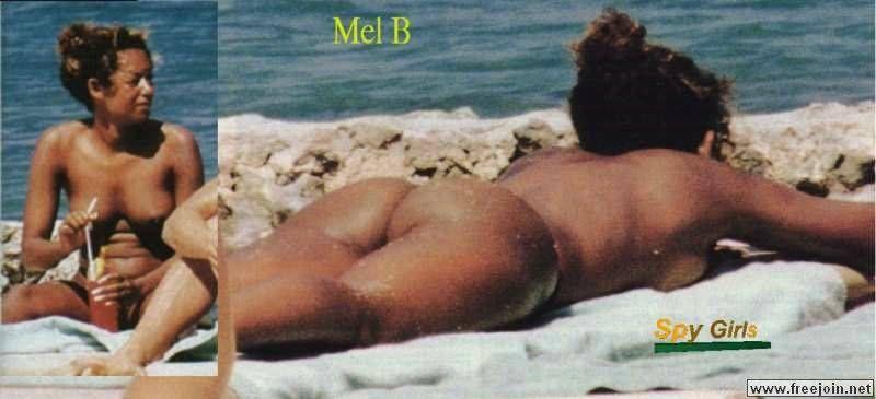 Mel b spice girl naked-9007