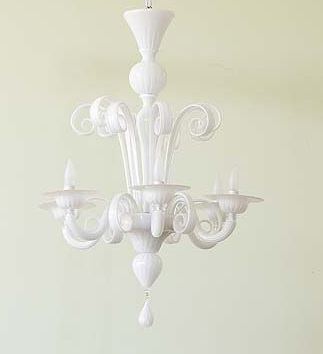 Designer Room Recreate Blending The Old With New White Chandelierglass