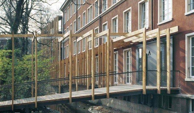 Buchner Bründler Architekten > Jugendherberge, Basel