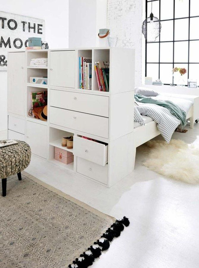 Cabeceros con un plus: camas que guardan secretos #habitissimo ...