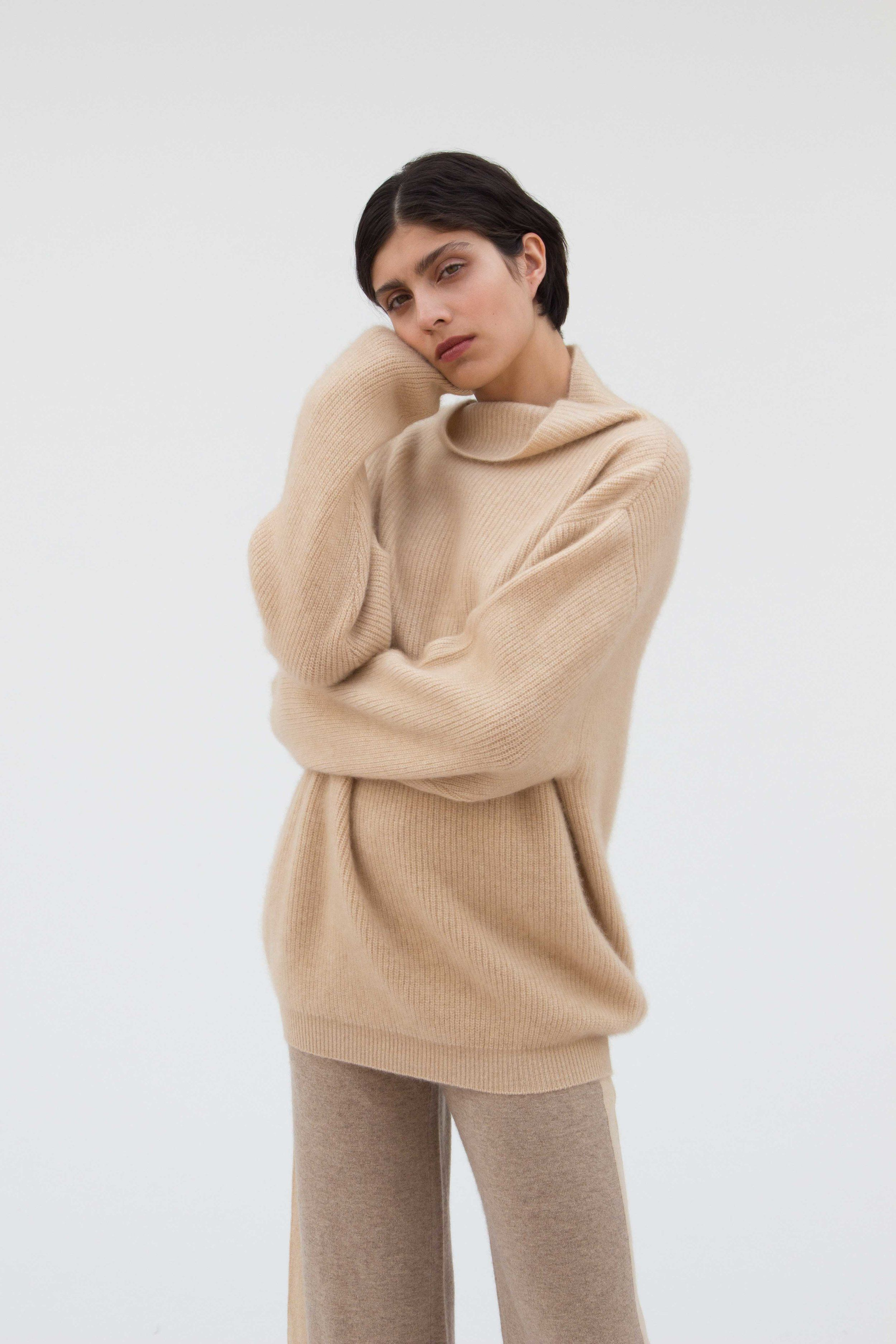 8f46ddbafe9 Ribbed Jumper