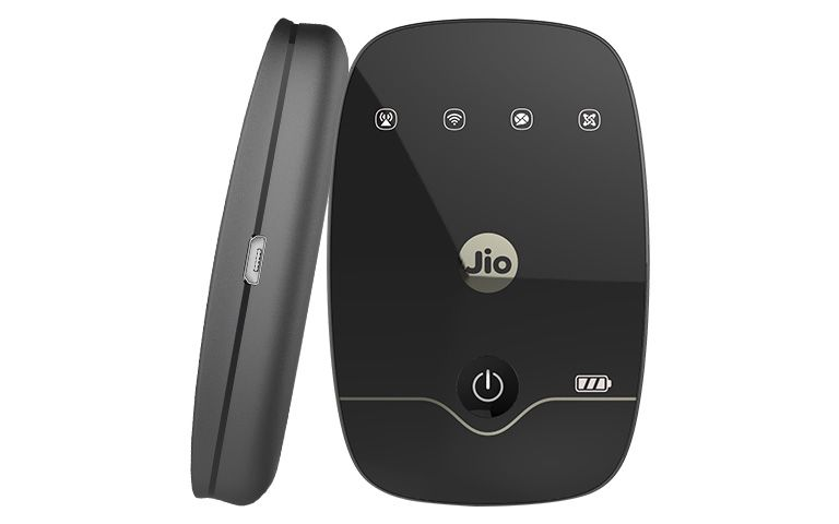 Reliance JioFi 2 is a portable WiFi router and hotspot device that