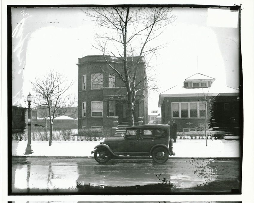 1920s photographs al capone my kind of town