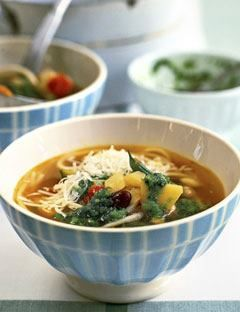 Simply love soup love soup au pistou great recipe from food forumfinder Image collections