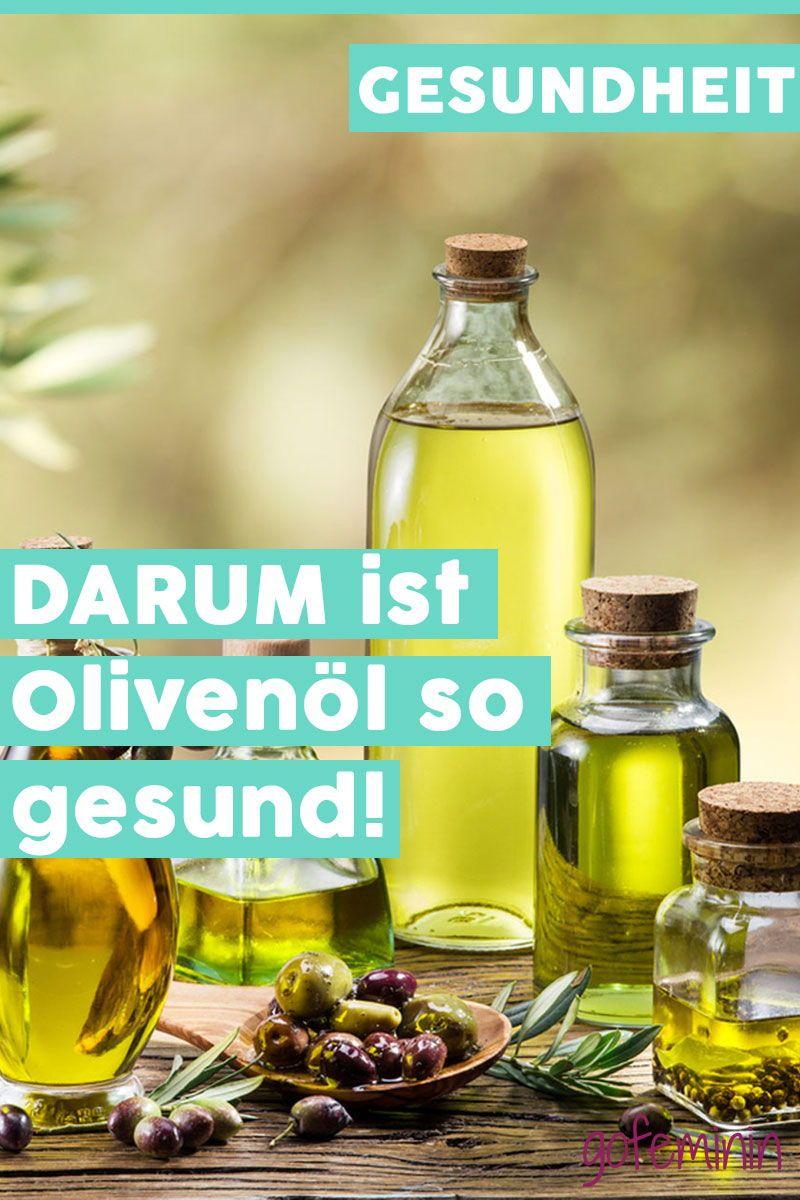 So Gesund Darum Sollten Wir Mehr Olivenöl Essen Leichte Rezepte