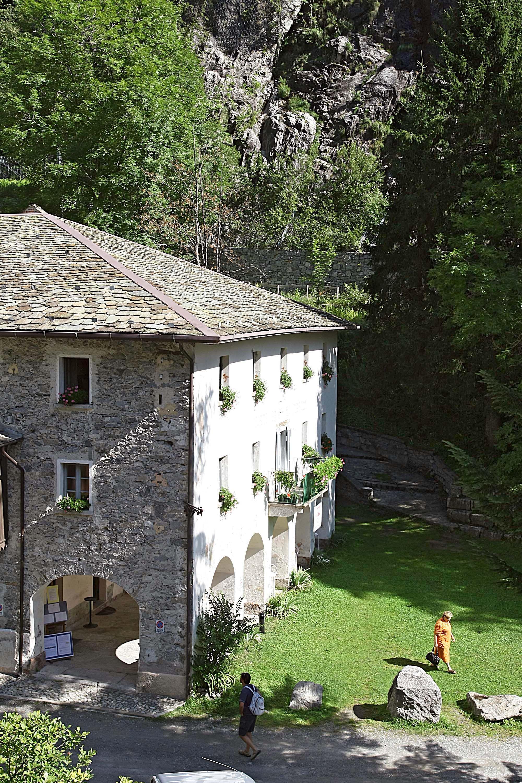 Parco termale di Masino #spa #relax #valtellina #masino Terme Bagni ...