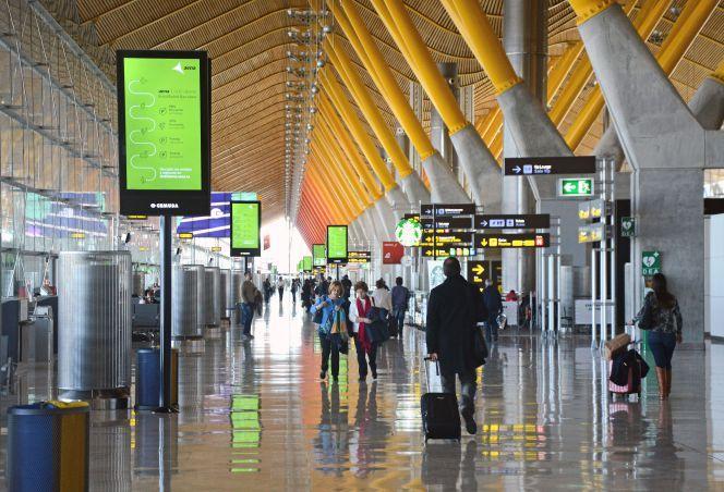 Iberia postula a la T4 de Barajas como nexo Asia-America