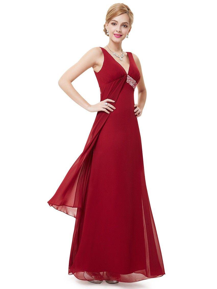 Rotes Abendkleid 2018 Online Bestellen | Abendkleid, Rotes ...