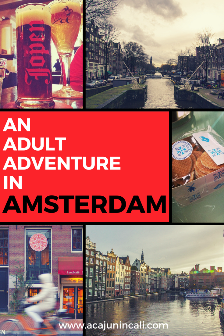 Amsterdam adult shows
