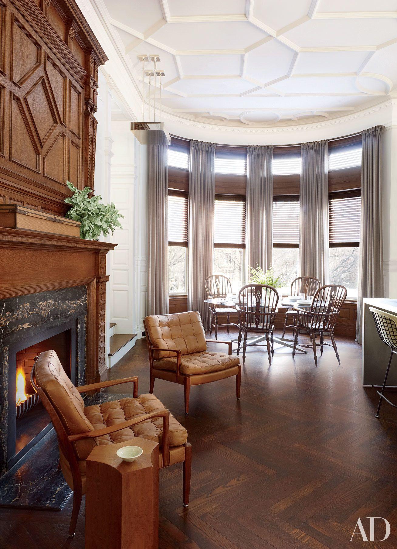 24 Homes With Elegant Chevron And Herringbone Flooring Boston