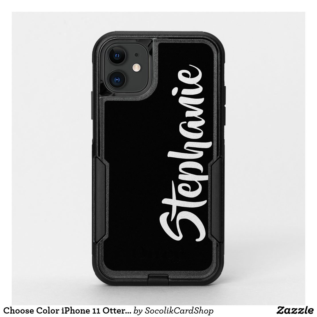 Choose color iphone otterbox custom case
