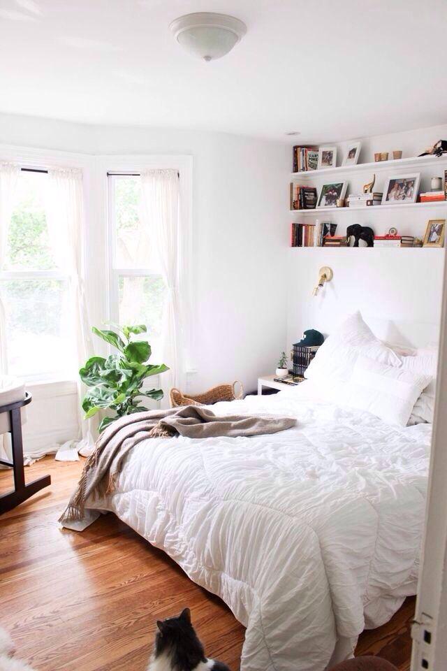 Via Tumblr Small Bedroom Decor Minimalist Bedroom Home Bedroom