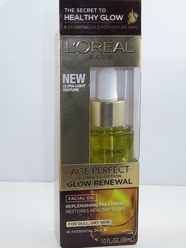 l oreal age perfect hydra nutrition glow renewal