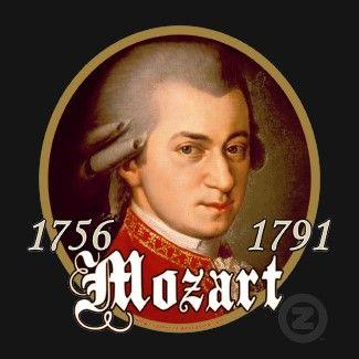 Wolfgang Amadeus Mozart  SOLO VIVIO  35 AÑOS..........Y ESCRIBIO MILES DE PARTITURAS.....MASONICO