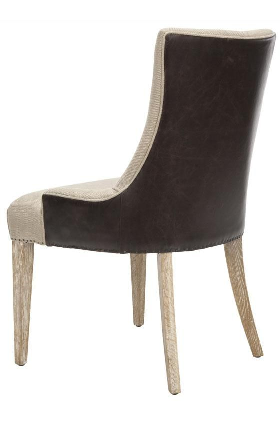 Nailhead Dining Chair Accent Chairs