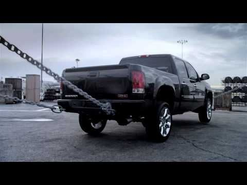 Gmc Sierra Versus Heavy Duty Winches Gmc Pro Grade Protection