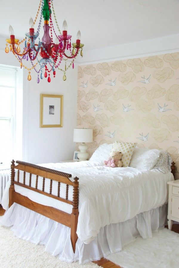 One Room Challenge Phoebe S Gold White And Blush Bedroom Makeover Reveal White Room Decor Bedroom Makeover Home Decor One room challenge linking participants