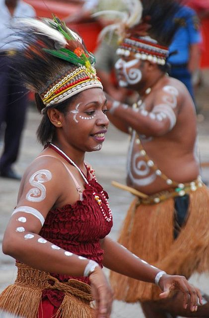 Jayapura, Papua Province, Indonesia  Indonesia, Culture and West papua