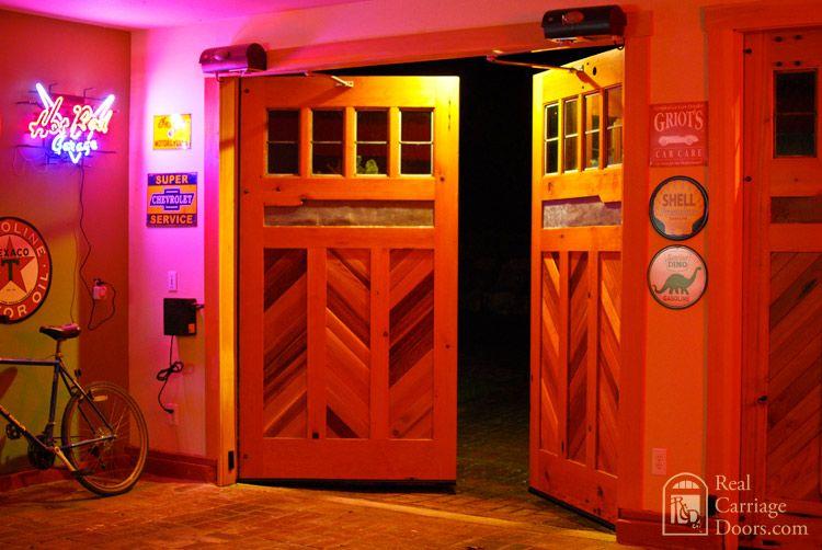 Merveilleux Real Carriage Door Hardware   Carriage Door Openers