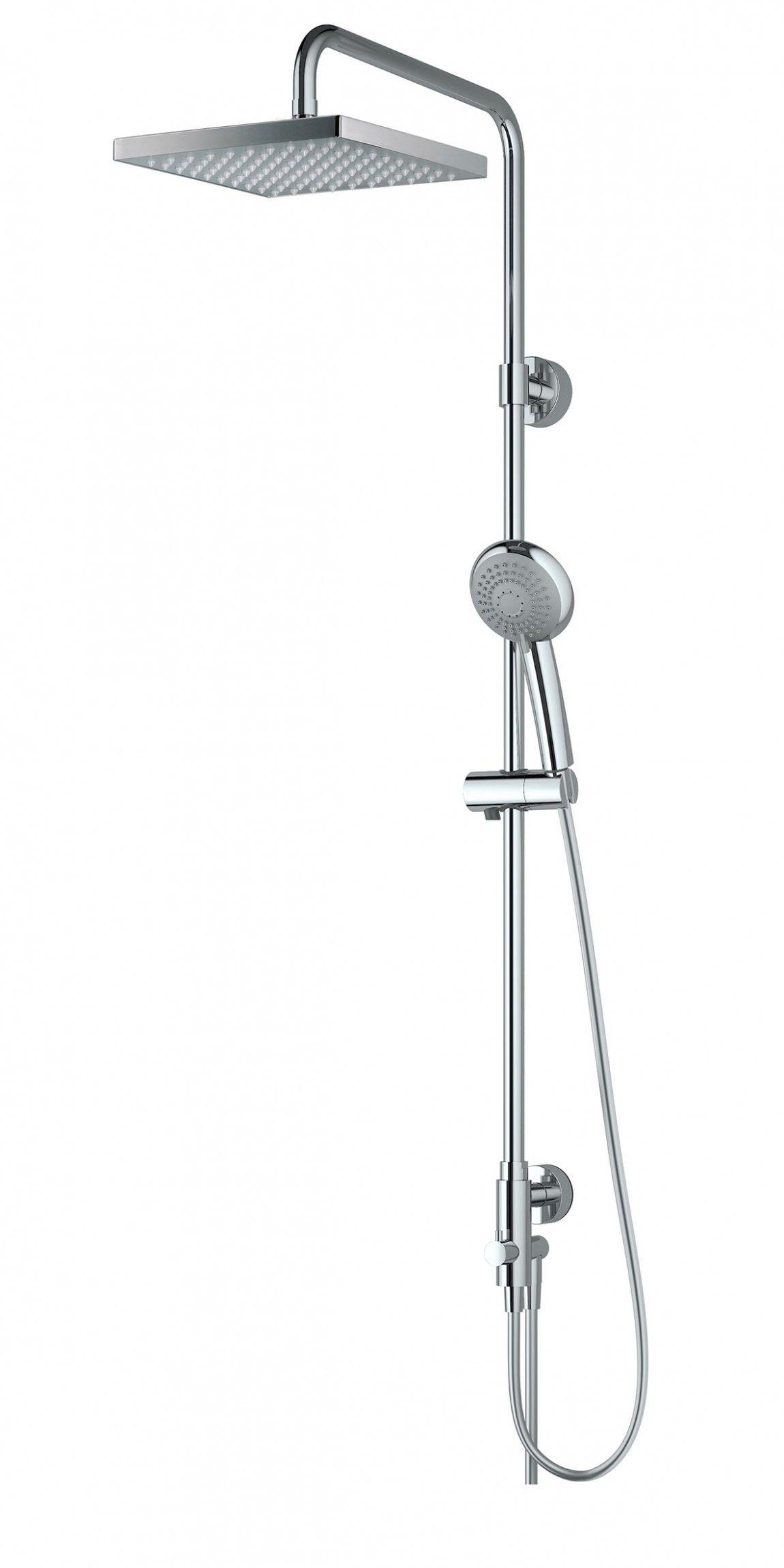 Duschsystem Ohne Armatur Bad Design Heizung Duschsysteme Dusche Duschsaulen
