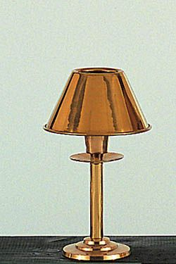 Brass Mini Lamp with Brass Shade (With images) | Mini ...