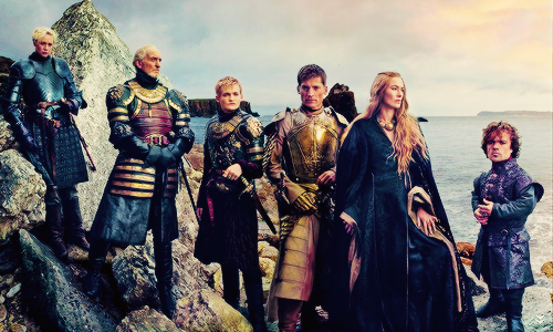 Greetings from the Lannisters