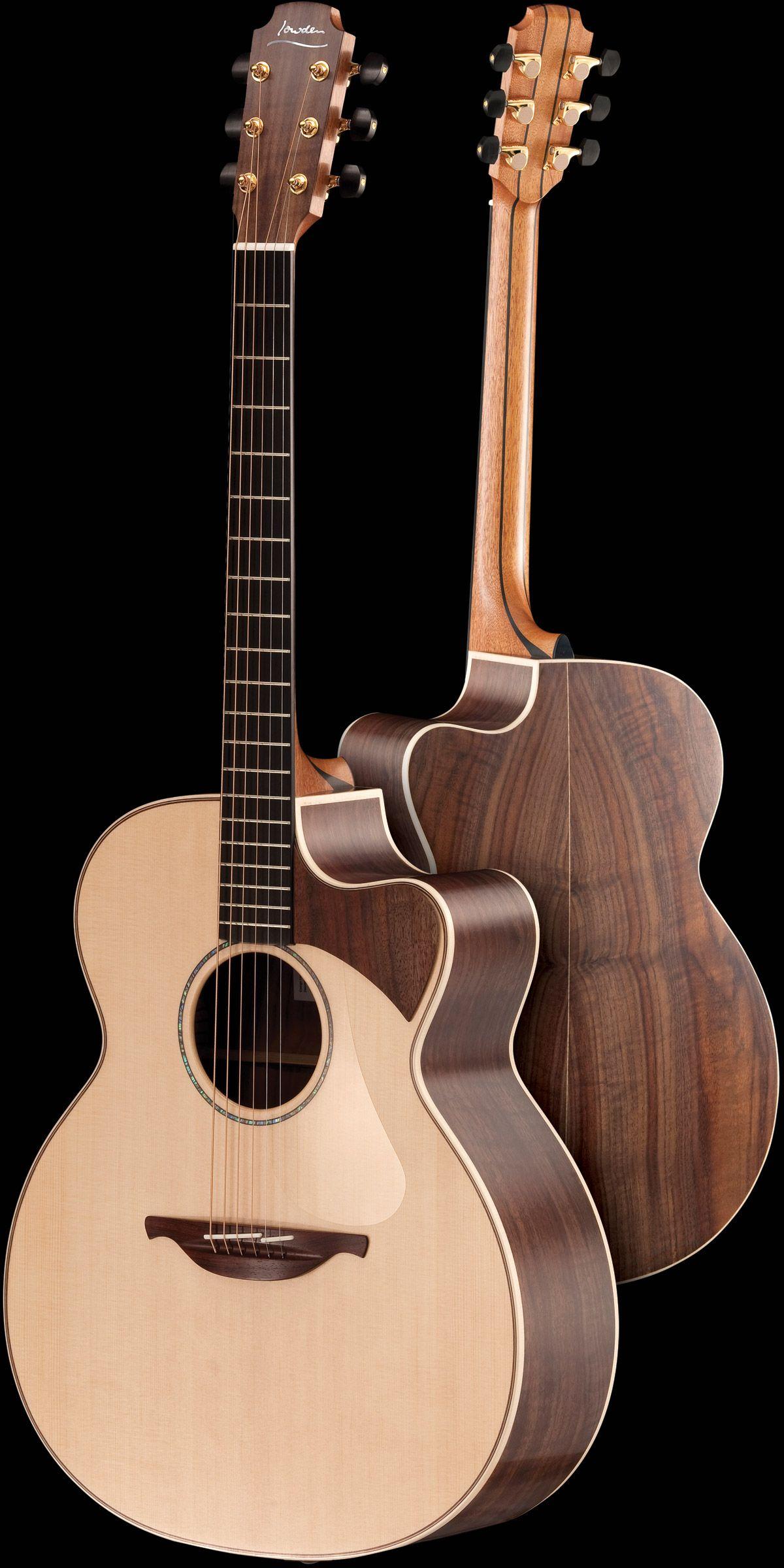 Thomas Leeb Signature Series Lowden Guitars Handmade And Hand Built Acoustic Guitar Ran Acoustic Guitar Photography Acoustic Guitar Custom Acoustic Guitars