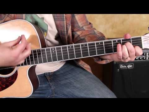 The Lumineers Ho Hey How To Play On Acoustic Guitar Easy