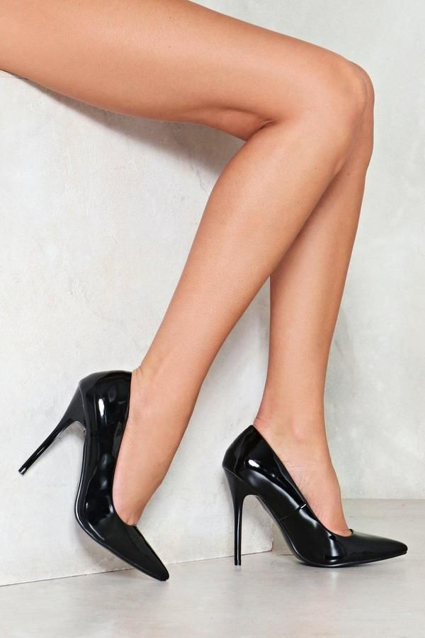 5f463a056 We Mean Business Heel Pump | Products | Heels, Pumps heels, Stiletto ...
