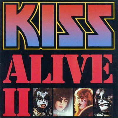 Pin By Tracy Brough On Favorite Rock Album S Kiss Album Covers