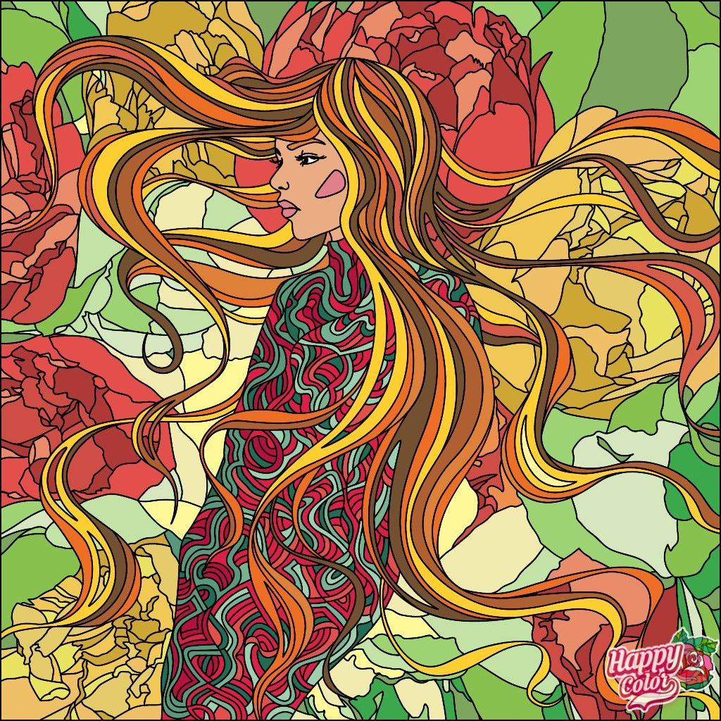 #Colorbynumber | Раскраски, Иллюстрации, Картинки