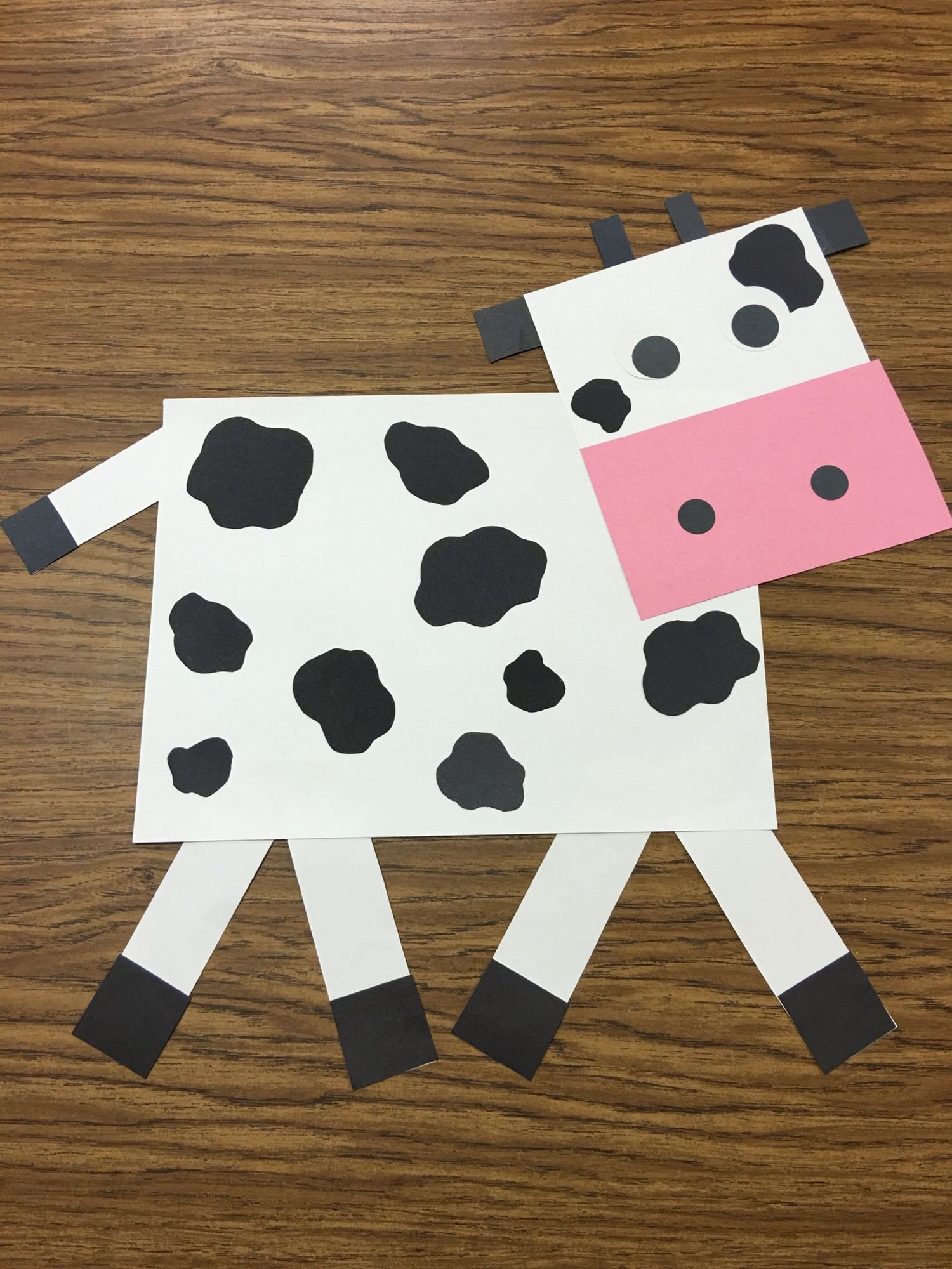 Shape Cow