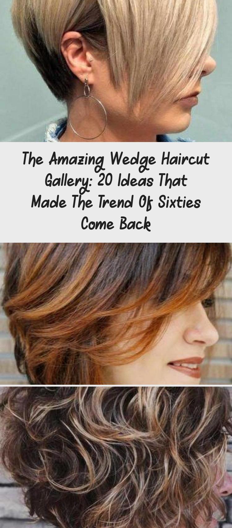 The Amazing Wedge Haircut Gallery: 20 Ideen, die den Trend der Sechziger zurückbrachten – HairStyles
