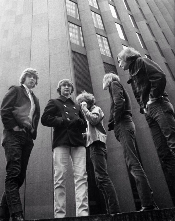 The Byrds in New York City, c. 1965 © Michael Ochs Archives/Getty Images