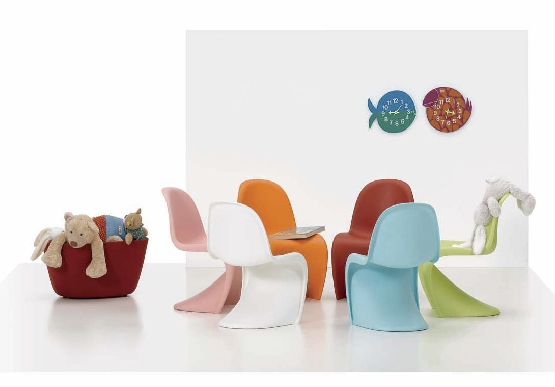 Designer Kids Chair By Verner Panton Panton Chair Kids Chairs Verner Panton