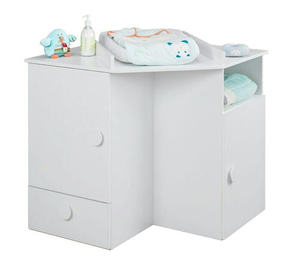 Commode A Langer Angle commode à langer angle | bébé | meuble a langer, table à