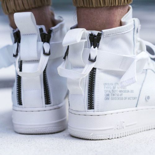 check out 98a43 ae85e Nike SF Air Force 1 Mid / AA6655-100 Click to shop | Super ...