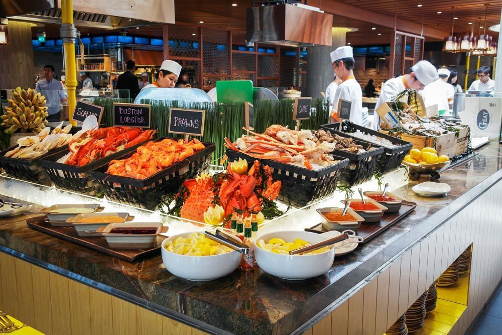 25 Best Buffets In Singapore Ultimate All You Can Eat Guide For All Occasions Best Buffet Eat Buffet Set Up