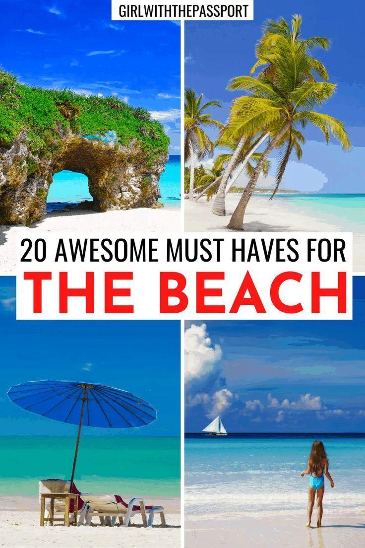 Beach vacation packing list | beach outfit | what to wear at the beach | Beach essentials