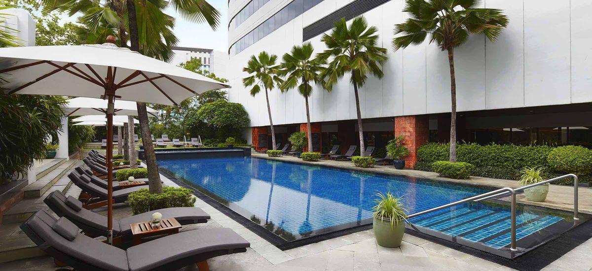Bangkok Luxury Hotel
