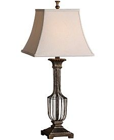 Macys Table Lamps Endearing Uttermost Table Lamp Lamps & Light Fixtures  Macy's $200 3075H Design Inspiration