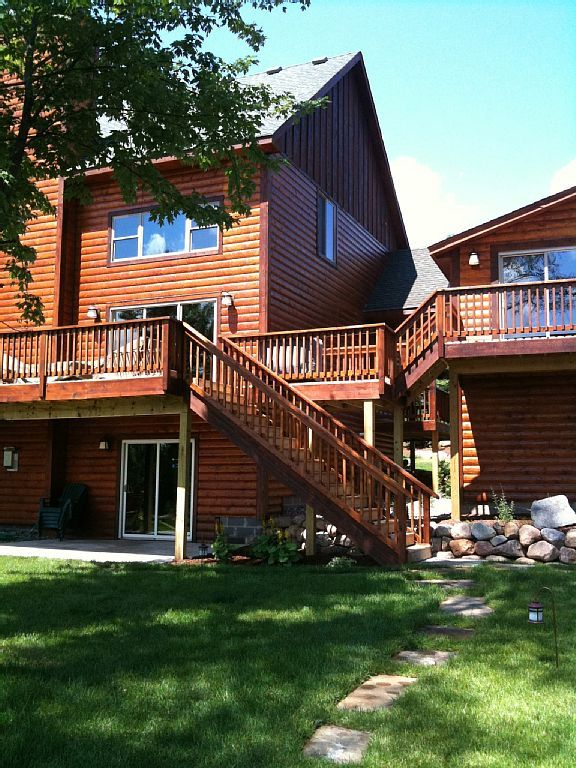 Cabin Vacation Rental In Breezy Point From Vrbo Com Vacation Rental Travel Vrbo With Images Lake Cabins Cabin Vacation Cabin Rentals