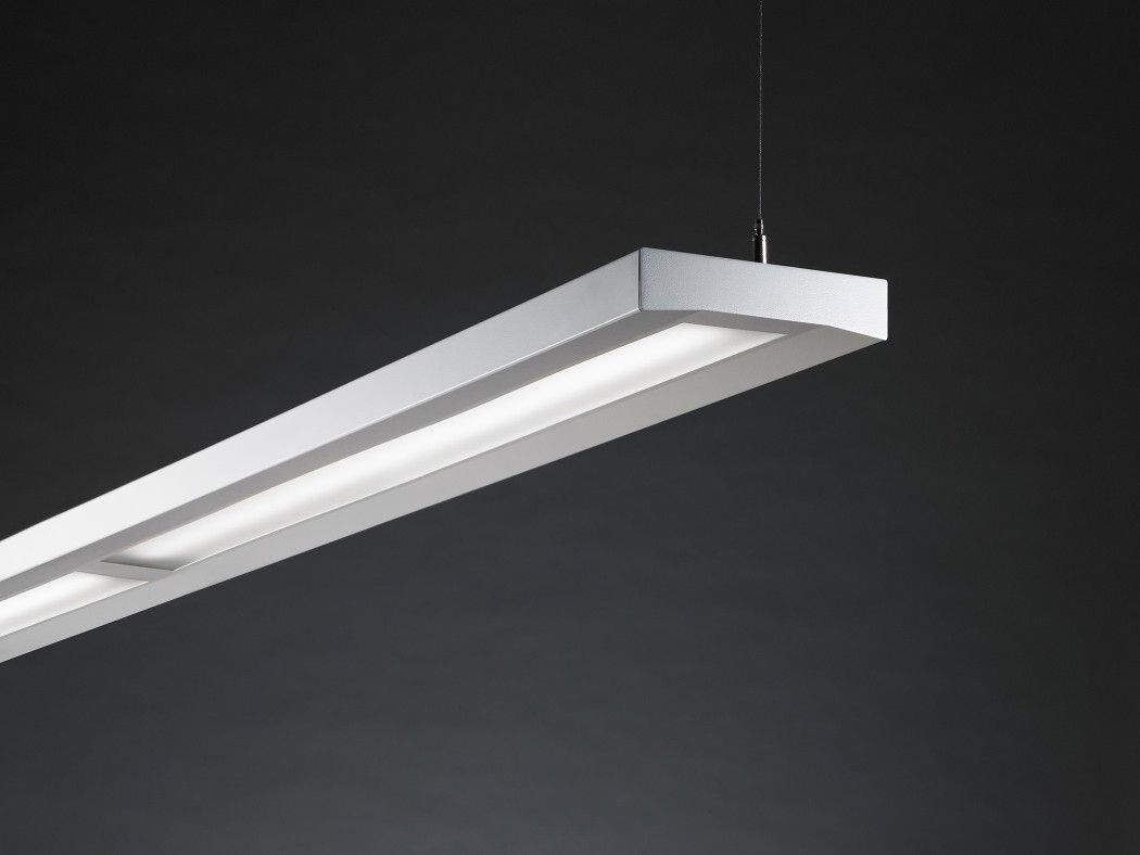 Vertex M5 Small Scale T5 High Performance Indirect Direct Pendant Light Fixture Press Release