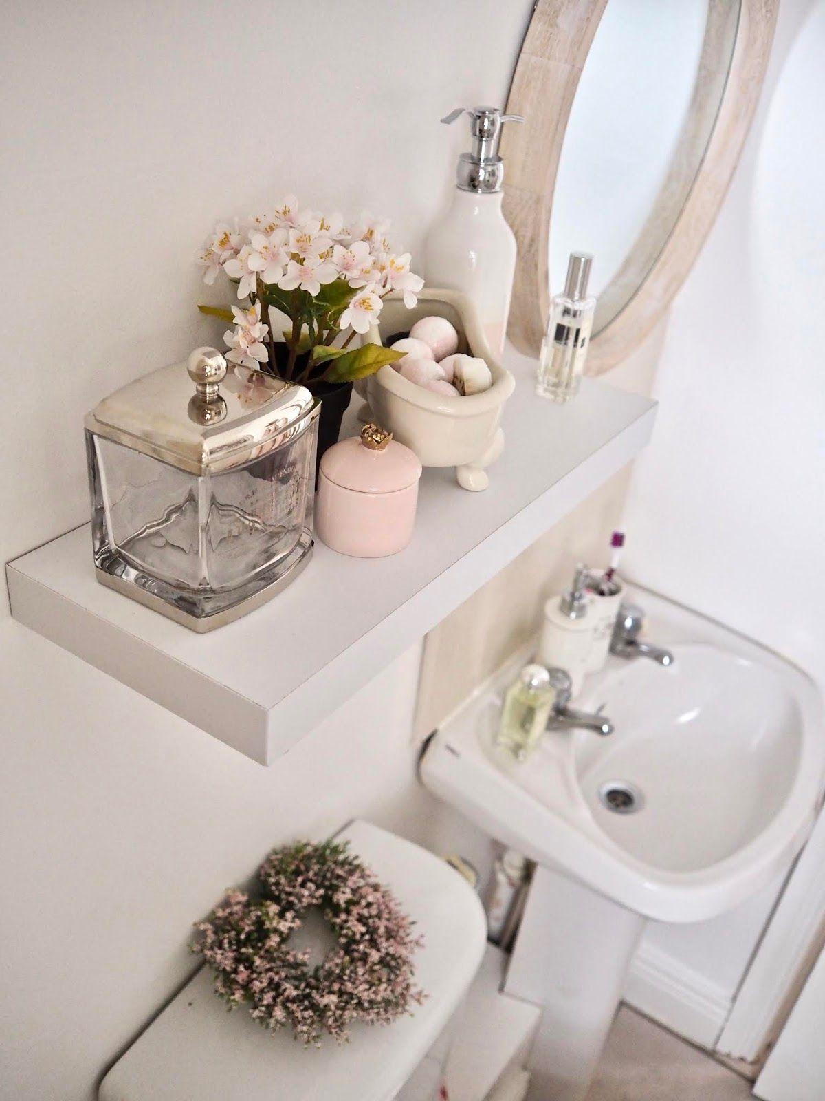 my budget small bathroom makeover  small bathroom diy