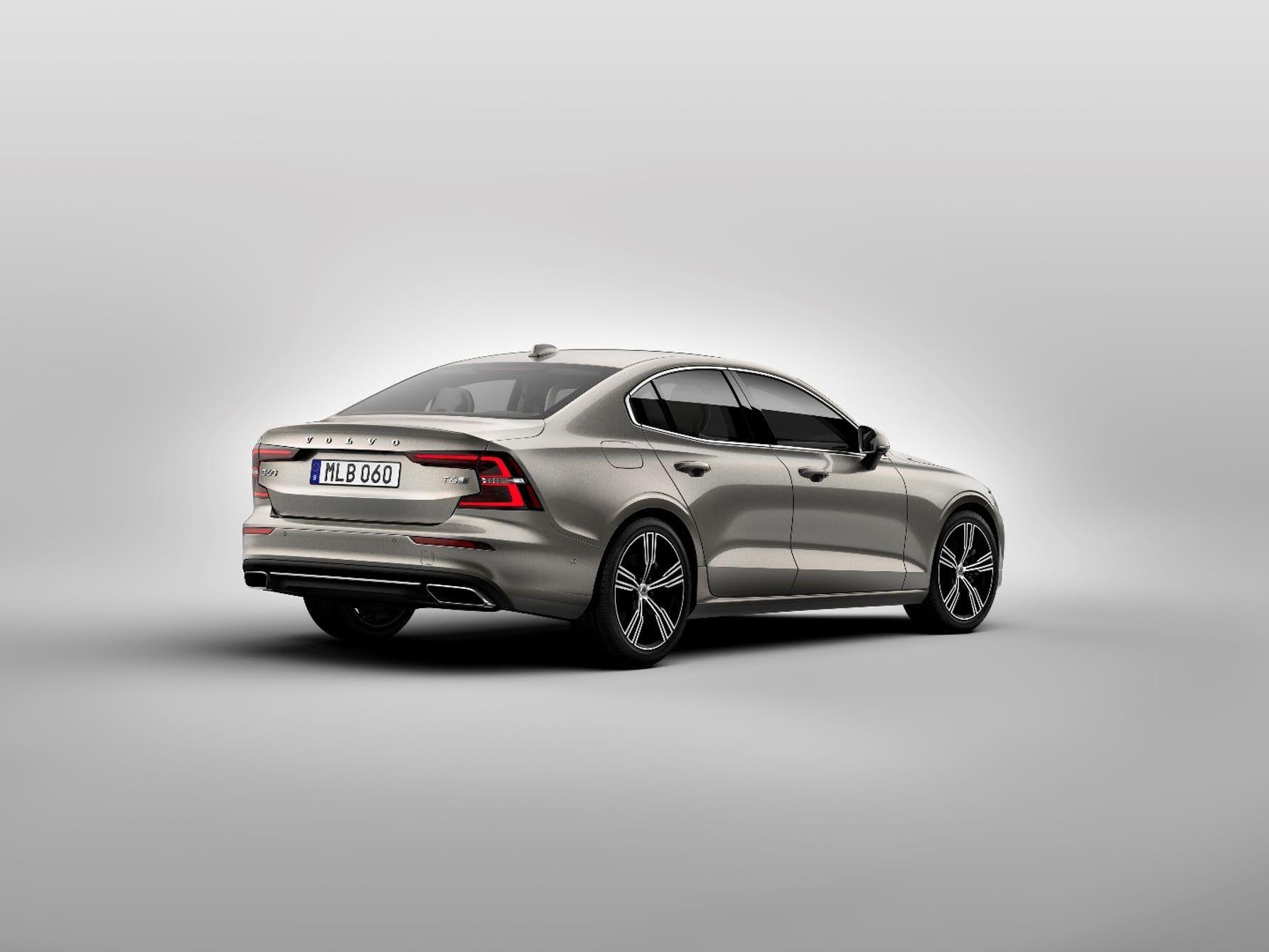 Volvo begins new MadeinUSA era with S60 sedan Volvo
